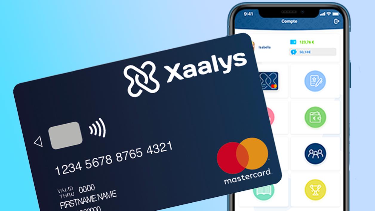 Avis sur Xaalys : la banque destinée aux adolescents